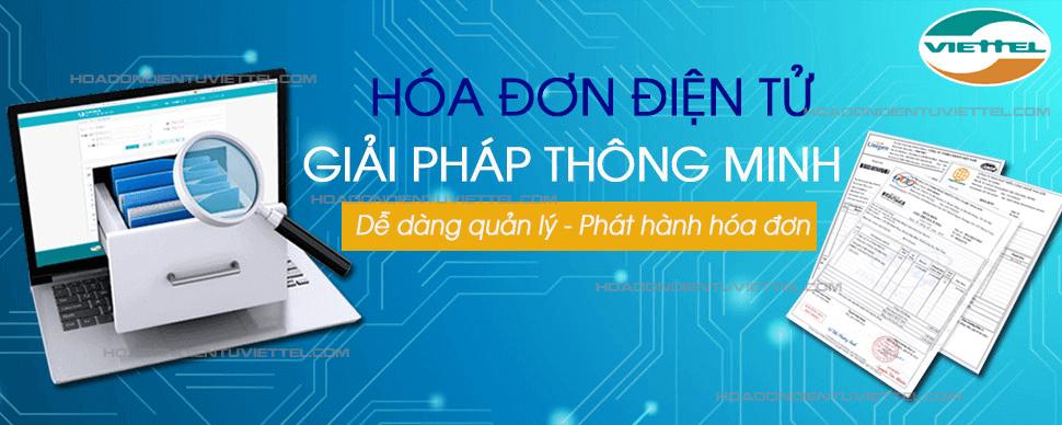 Dịch Vụ In hóa đơn điện tử viettel Hồ Chí Minh 2