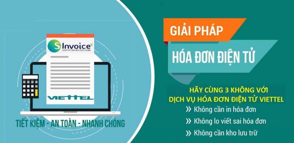 Dịch Vụ In hóa đơn điện tử viettel Hồ Chí Minh 1